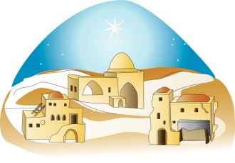 Bethlehem Clipart