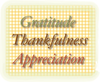 Thankful Word Art