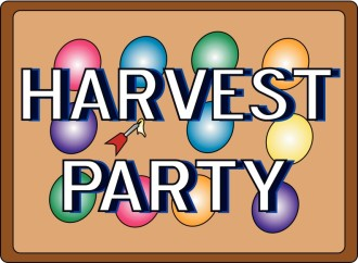 Harvest Party and Dart Game
