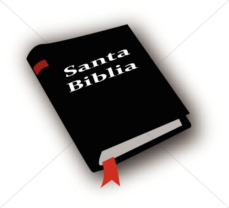 Santa Biblia Clipart