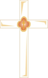 White Cross Clipart