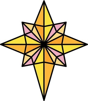 Natal Star Clipart