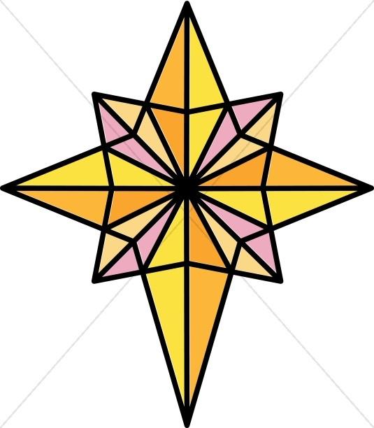 Natal Star Clipart