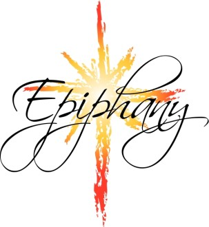 Epiphany Star Word Art