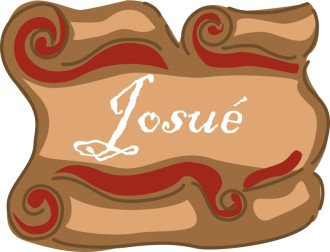 Spanish Title of Josue