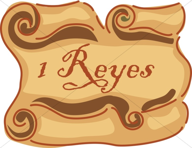 Spanish Title of 1 Reyes