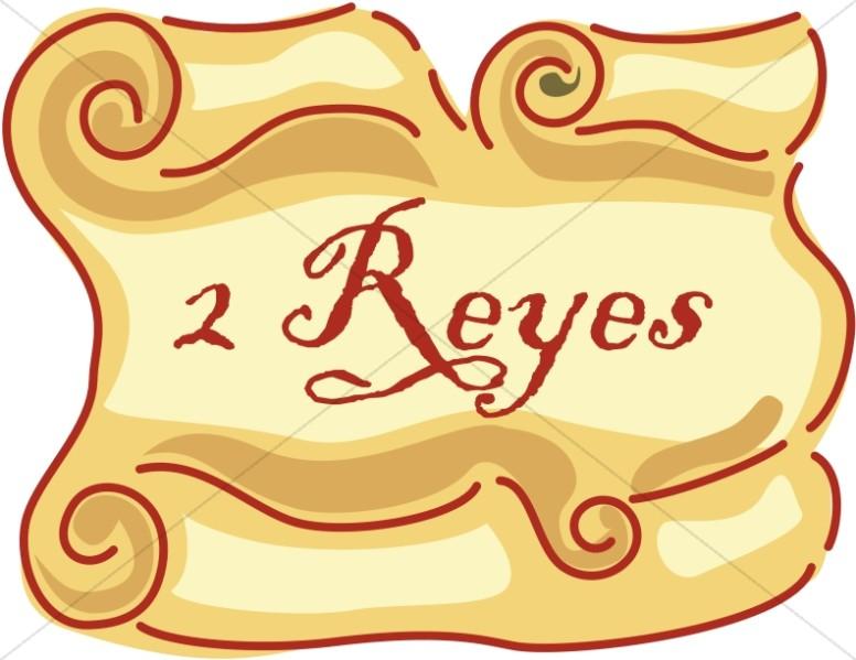 Spanish Title of 2 Reyes