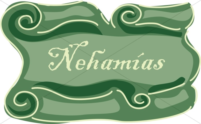 Spanish Title of Nehamias