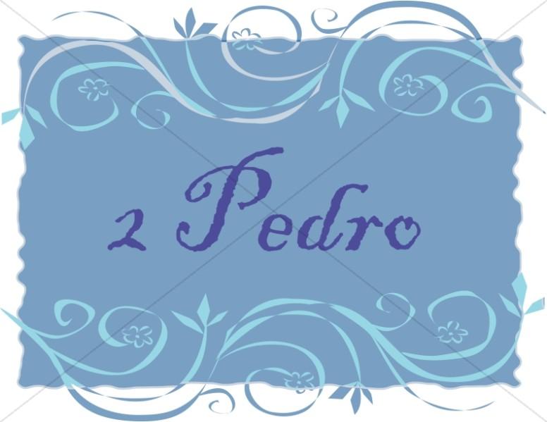 Spanish Title of 2 Pedro