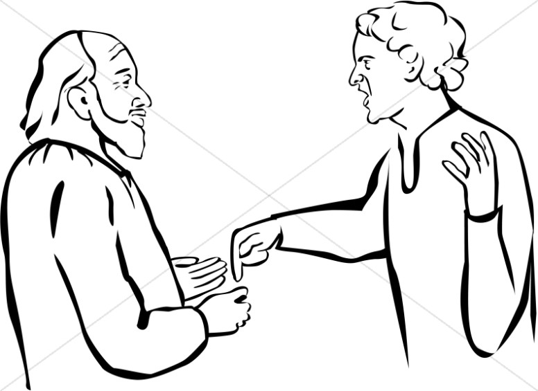 free christian clip art prodigal son - photo #3