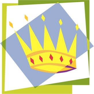 Modern Crown Clipart