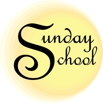 Sun and Sunday School