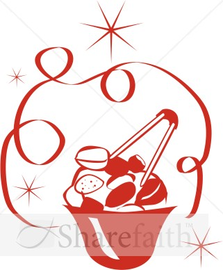 Christmas Nuts Clipart
