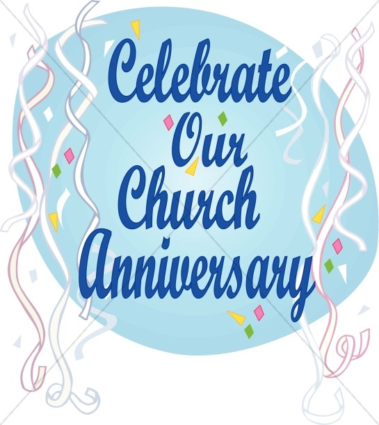 Celebrate Church Anniversary