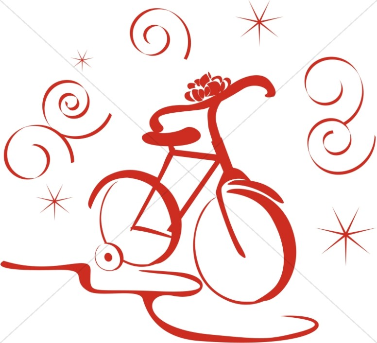 New Bike Clipart