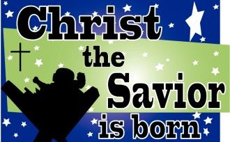 The Savior is Born
