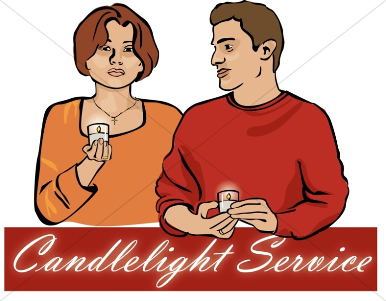 Candlight Service Couple