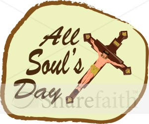 Image result for all souls day clip art catholic
