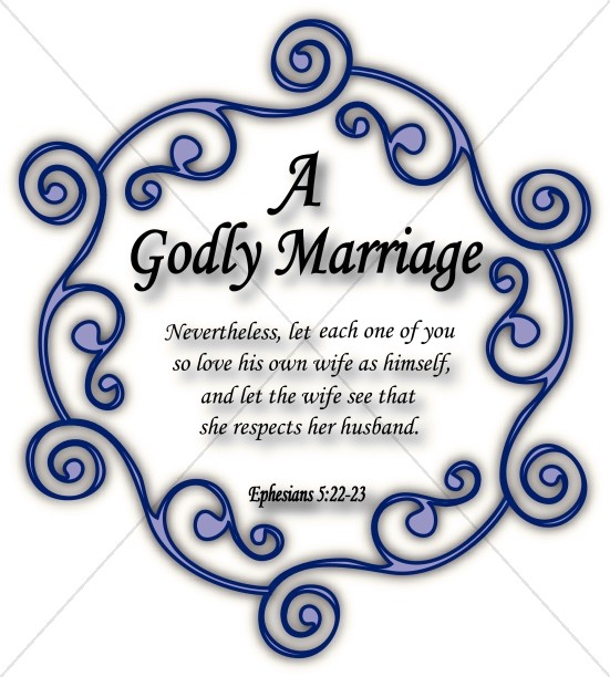 A Godly Marriage