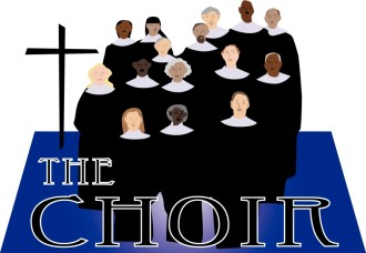 The Choir Clipart