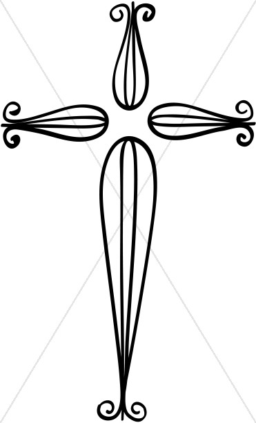 Curvy Cross