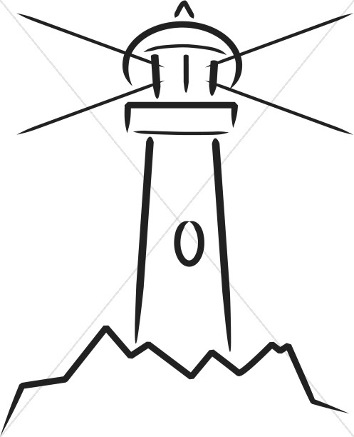 Simplistic Lighthouse