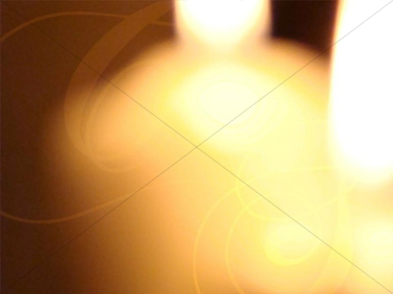 Subtle Candlelight