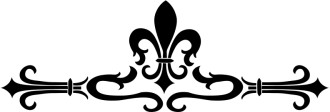 Fleur de Lis Flower