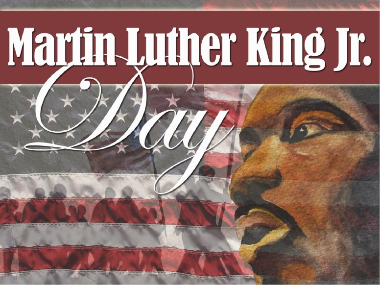 Martin Luther King Jr Day Slideshow