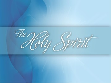 The Holy Spirit PowerPoints