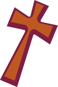Two Color Cross
