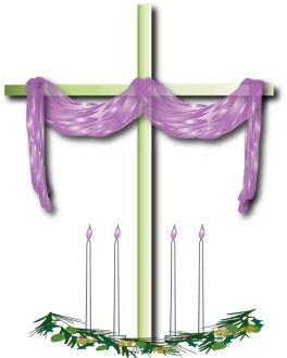 Cross Clipart for Advent