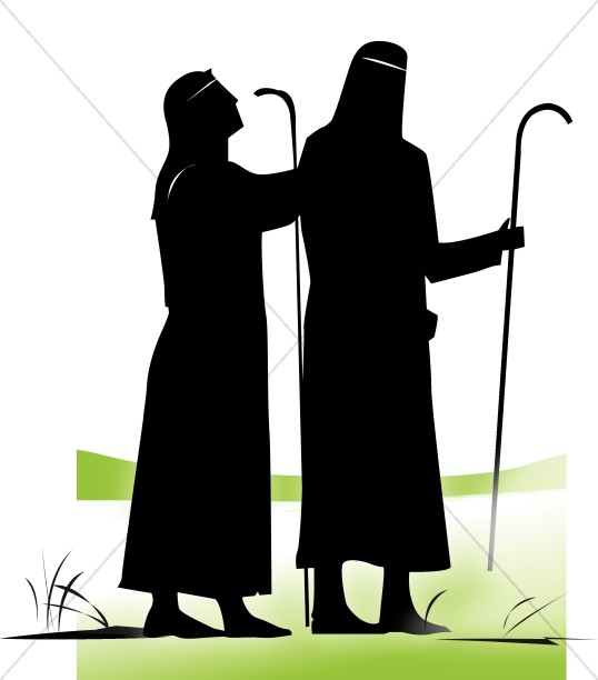 Silhouette Shepherds