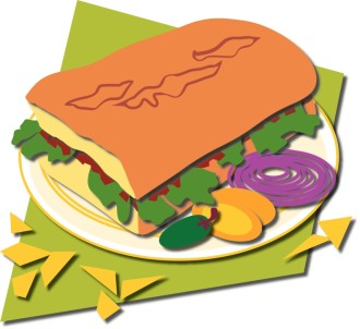 Sandwich Clipart