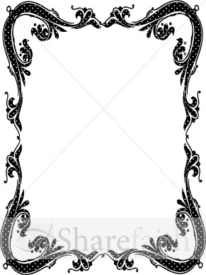 White Dots Antique Border in addition Giving Hands Clip Art together with Coloring Pages Of The Word Kayla Sketch Templates furthermore Black And White Tiger Clipart as well Dance Clipart Black And White. on home design websites for kids