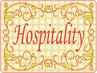 Hospitality Graphic