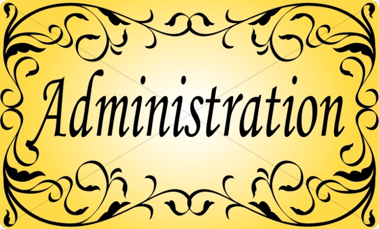 Spiritual Gift of Administration