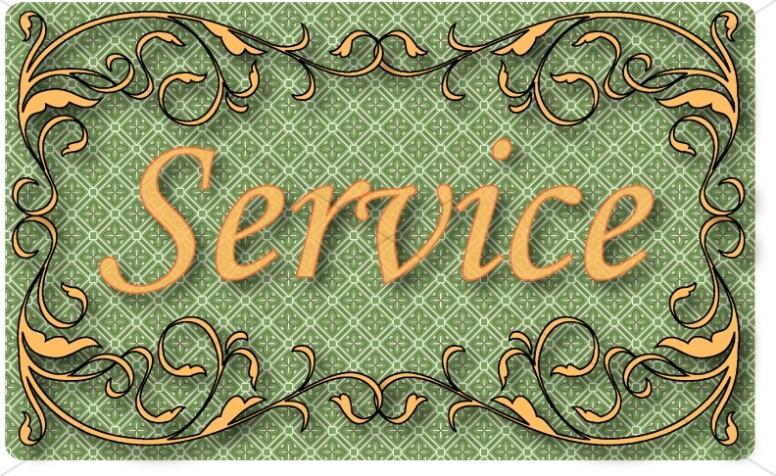 Spiritual Gift of Service