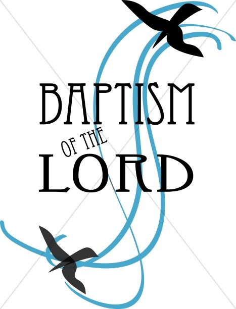 Baptism of the Lord Graphic