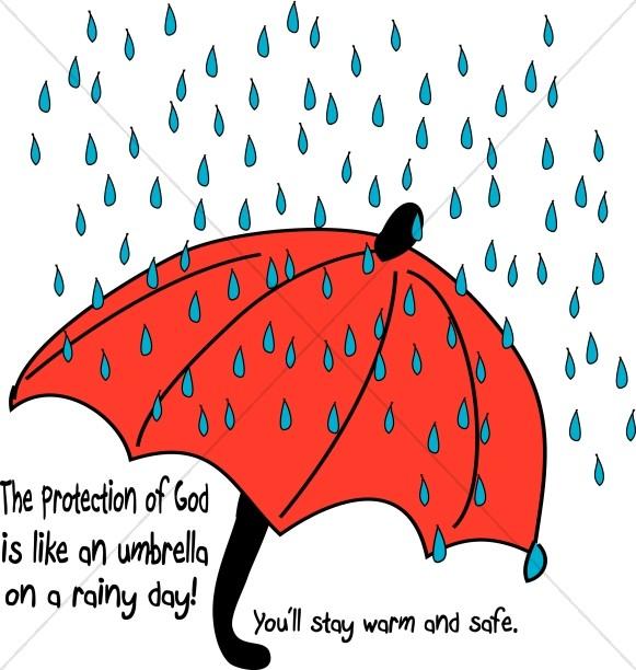 Umbrella of God