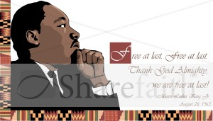 Free At Last MLK Clipart