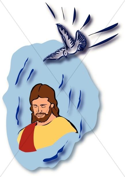 Jesus Gets Baptized