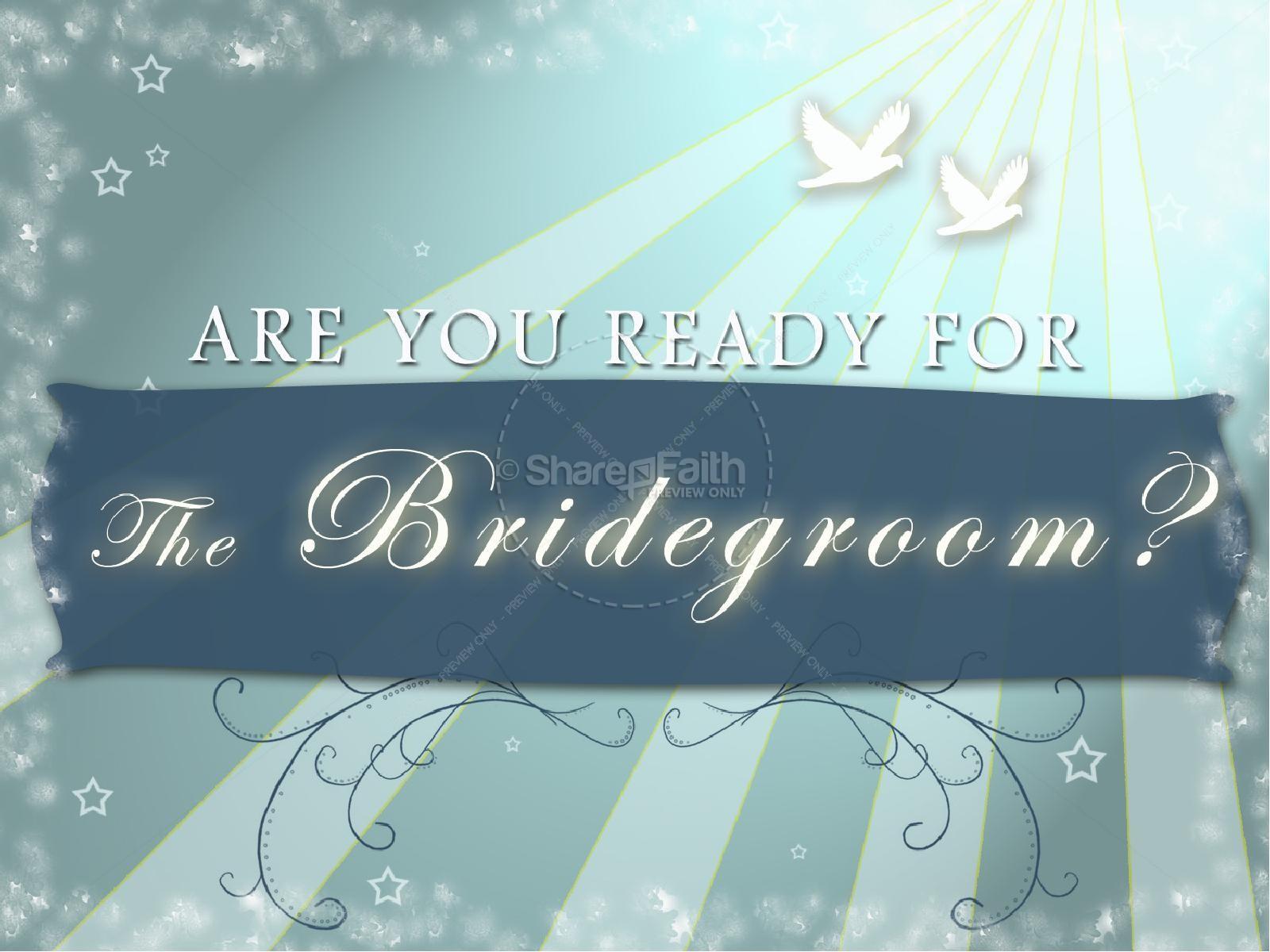 Bride Of Christ Powerpoint Slideshow Powerpoint Sermons