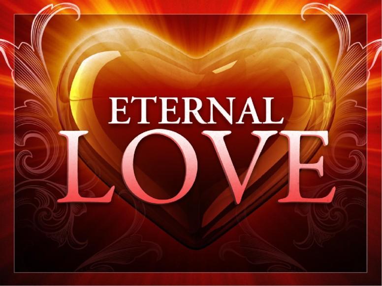 Eternal Love PowerPoint