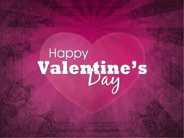 Happy Valentines Day Valentines Day Powerpoints