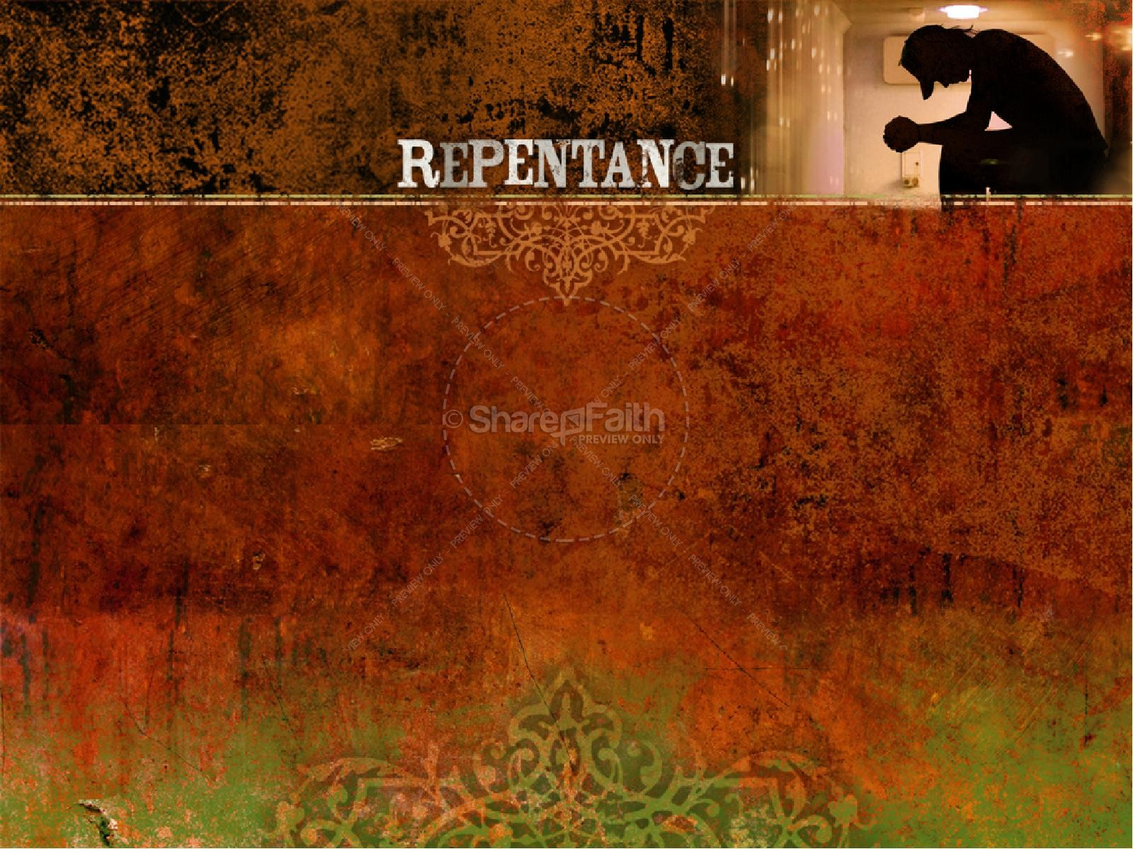 Repentance Church PowerPoint
