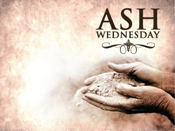 Ash Wednesday Church PowerPoint