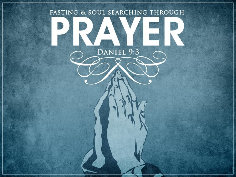 Prayer Church PowerPoint
