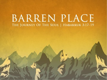 Barren Place Church PowerPoint