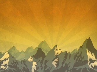 Mountain Bible Backgrounds